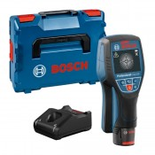 Bosch D-tect 120 Professional 1x 1,5Ah Accu + charger + L-BOXX
